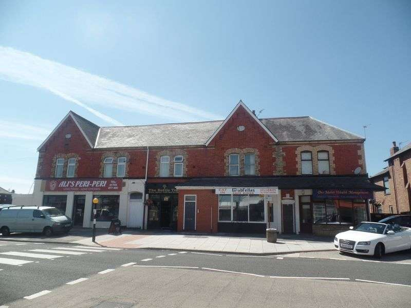 2 Bedrooms Flat for sale in 99b Church Road, Liverpool