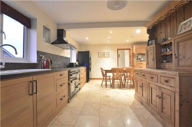 4 Bedrooms Detached House for sale in Station Road, Ripple, TEWKESBURY, Gloucestershire, GL20 6EY