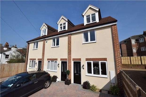 3 Bedrooms End Of Terrace House for sale in Norton Road, TUNBRIDGE WELLS, Kent, TN4 0HE
