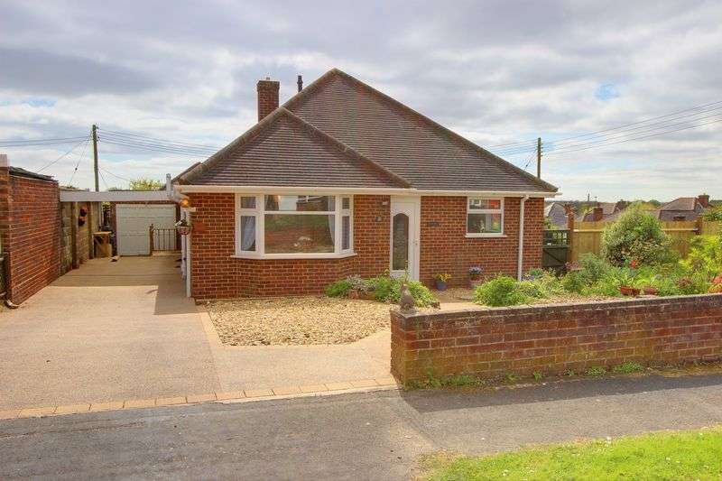 4 Bedrooms Detached Bungalow for sale in Testlands Avenue, Nursling, Hampshire