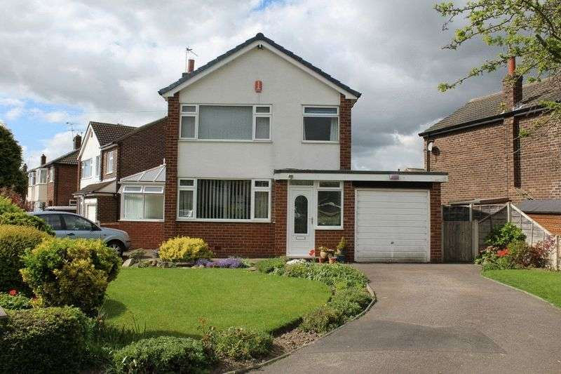 3 Bedrooms Detached House for sale in Ashbourne Drive, Pontefract