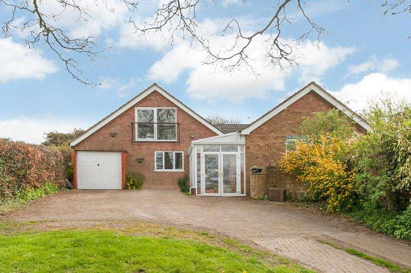4 Bedrooms Detached House for sale in Church Road, Upper Boddington, Daventry
