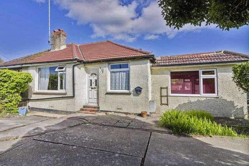 3 Bedrooms Bungalow for sale in Herbert Road, Lancing