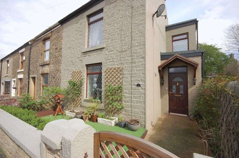 2 Bedrooms Terraced House for sale in John Street, Glossop