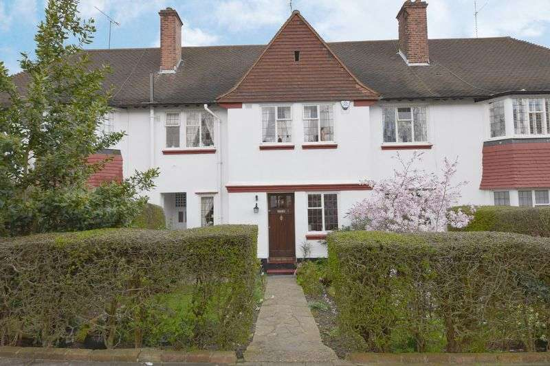 4 Bedrooms House for sale in Sutcliffe Close, Hampstead Garden Suburb, London NW11