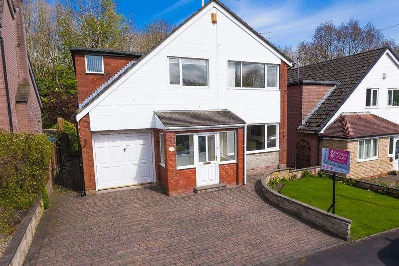 4 Bedrooms Detached House for sale in Linden Grove, Chorley