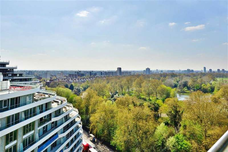 3 Bedrooms Apartment Flat for sale in Cascade Court, Vista, Chelsea Bridge, London