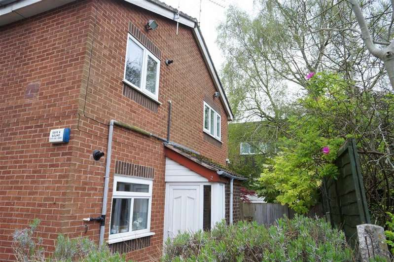 2 Bedrooms Property for sale in Willaston Close, Chorlton Green, Manchester, M21