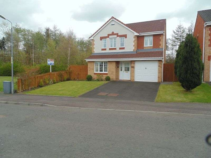 4 Bedrooms Detached House for sale in Aultmore Drive, Motherwell