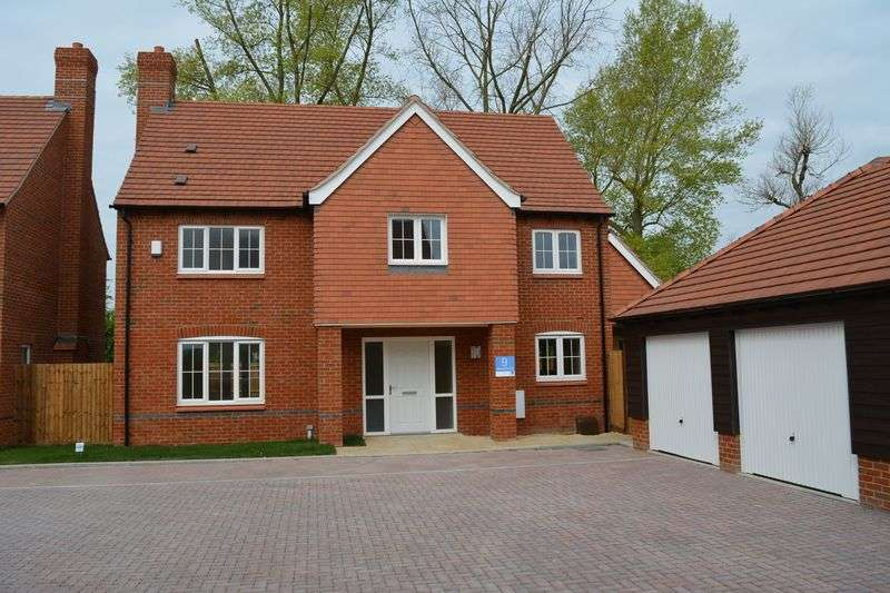 4 Bedrooms Detached House for sale in The Akeman, Plot 9, The Portway , East Hendred