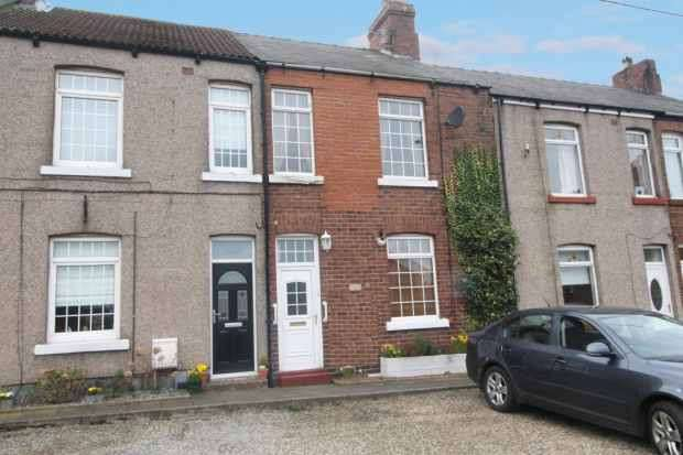 4 Bedrooms Terraced House for sale in School Row, Crook, Durham, DL15 0SY
