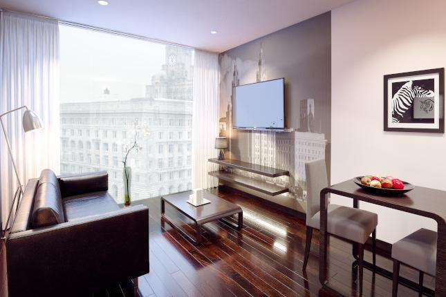 Property for sale in Apartment 1-18. Strand Plaza, Liverpool, L2 7NB