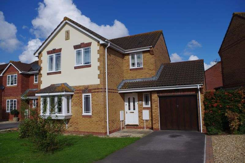 3 Bedrooms Detached House for sale in Beale Way, Burnham-On-Sea