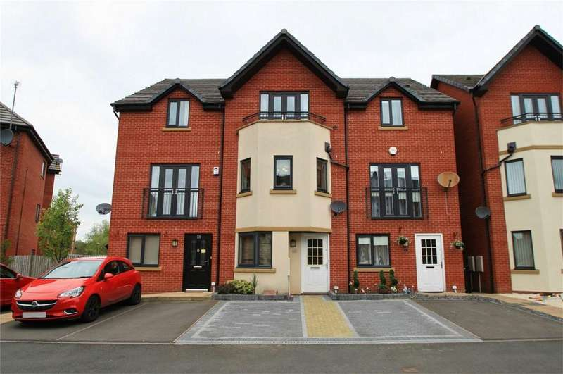 3 Bedrooms Town House for sale in Aldeney Close, DUDLEY, West Midlands