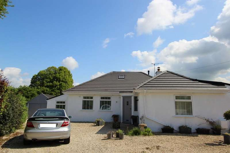 4 Bedrooms Detached Bungalow for rent in Park Avenue, Yatton, North Somerset