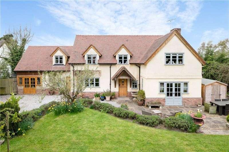 3 Bedrooms Detached House for sale in Holme Marsh, Kington, HR5