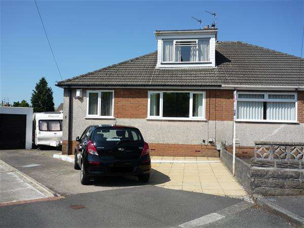 3 Bedrooms Bungalow for sale in Craig Yr Allt, Rhiwbina, Cardiff