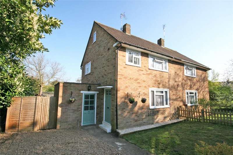 3 Bedrooms Semi Detached House for sale in Wheatley Road, Welwyn Garden City, Hertfordshire