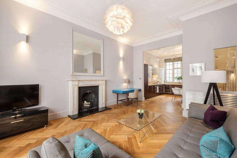 3 Bedrooms Maisonette Flat for sale in Queen's Gate Terrace, South Kensington, London, SW7