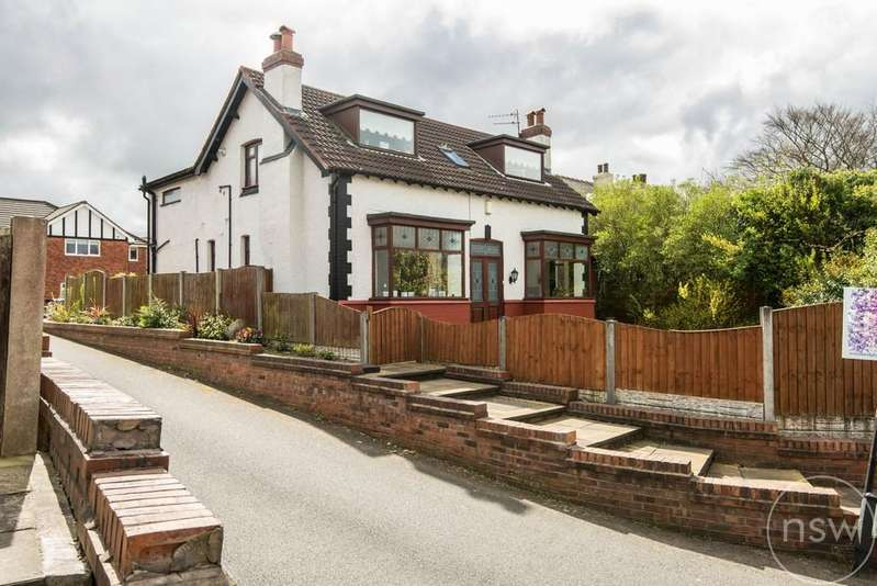 4 Bedrooms Detached House for sale in Liverpool Road, Aughton