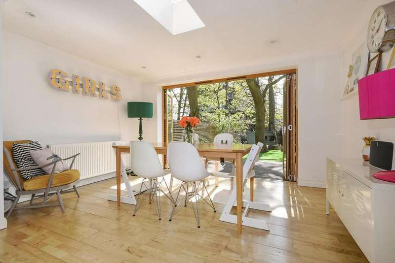 4 Bedrooms Terraced House for sale in Tree View Close, Crystal Palace, SE19