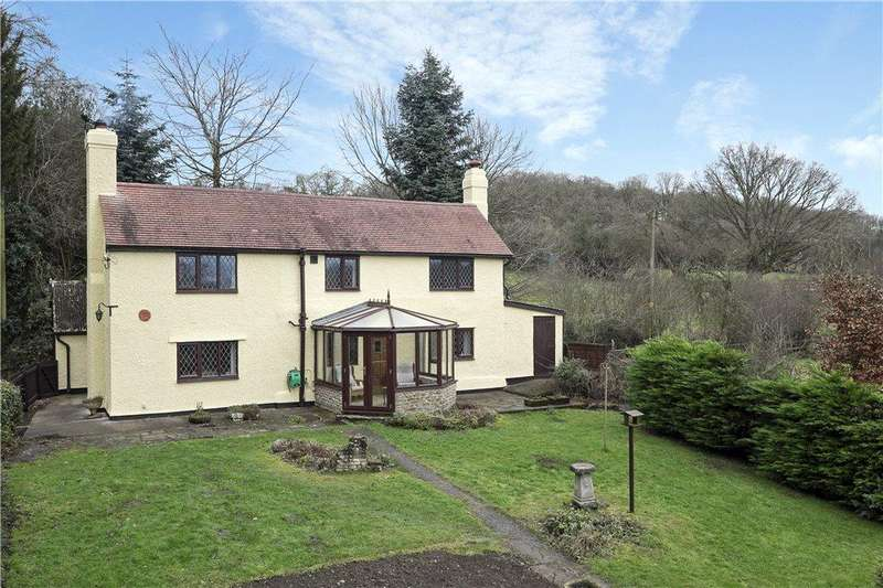 3 Bedrooms Detached House for sale in Lucton Lane, Lucton, Herefordshire, HR6