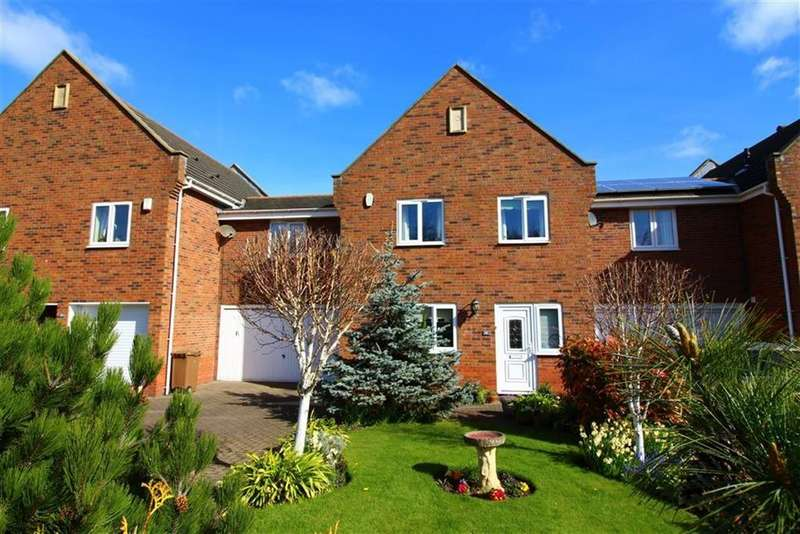 4 Bedrooms Link Detached House for sale in Commissioners Wharf, North Shields