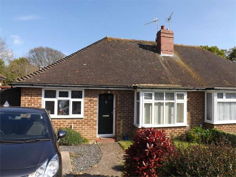 2 Bedrooms Semi Detached Bungalow for sale in Dalehurst Road, BEXHILL-ON-SEA, East Sussex