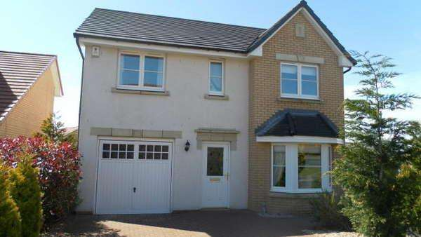 4 Bedrooms Detached House for sale in 2 Weavers Way, Saltcoats, KA21 6GP