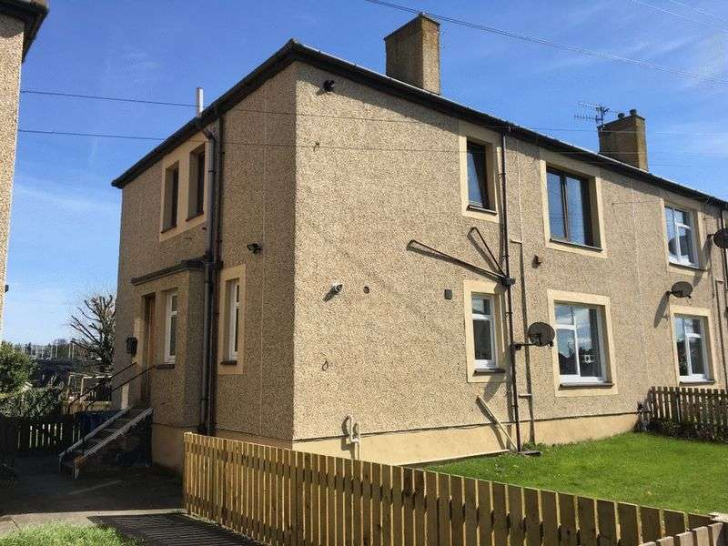 2 Bedrooms Flat for sale in 12 Union Park Road, Tweedmouth, Berwick-Upon-Tweed