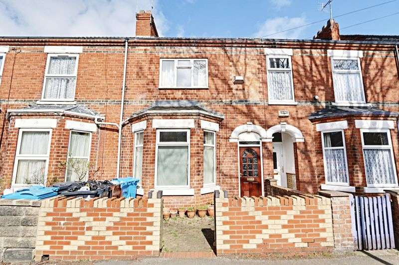 3 Bedrooms Terraced House for sale in Ella Street, Hull