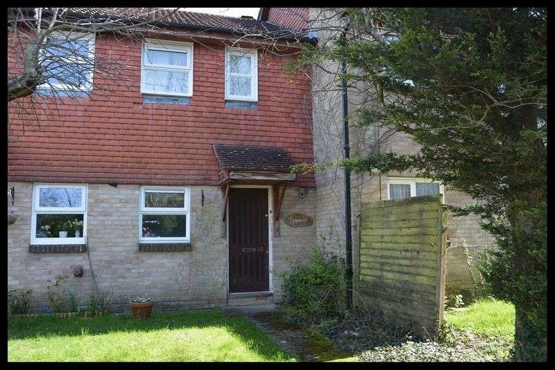 2 Bedrooms Terraced House for sale in Harold Close, West Totton