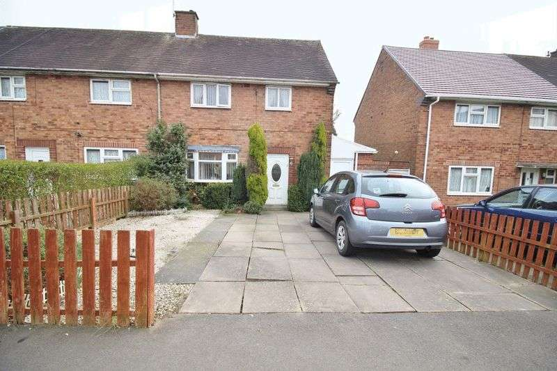 2 Bedrooms Terraced House for sale in Underhill Lane, Wolverhampton