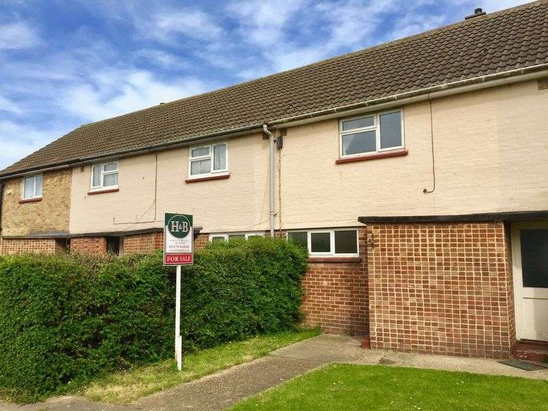 2 Bedrooms Terraced House for sale in The Dashes, Harlow
