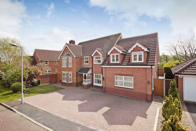 5 Bedrooms Detached House for sale in BATHPOOL
