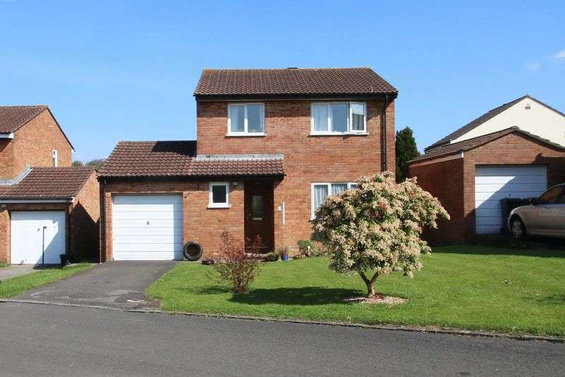 3 Bedrooms Detached House for sale in Pencross View, Hemyock