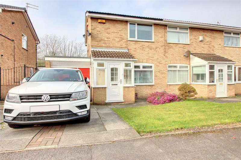2 Bedrooms Semi Detached House for sale in Caithness Road, Teesville