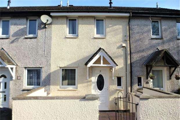 2 Bedrooms Terraced House for sale in Cedar Close, Callington, Cornwall