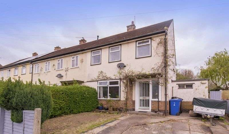 2 Bedrooms House for sale in WORCESTER CRESCENT, CHADDESDEN