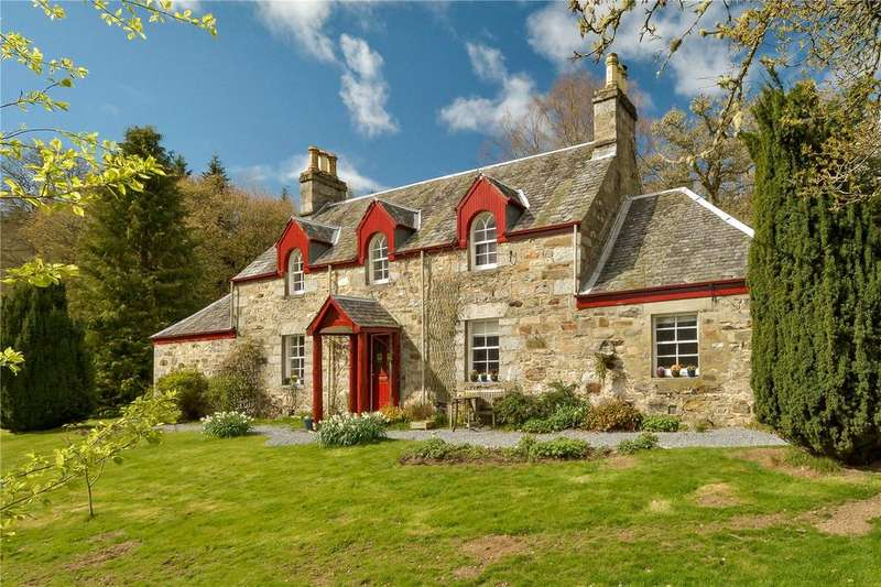4 Bedrooms Unique Property for sale in Coille-Bhrochain, Pitlochry, Perthshire, PH16