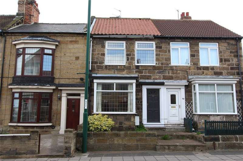 2 Bedrooms Terraced House for sale in High Street, Marske-By-The-Sea