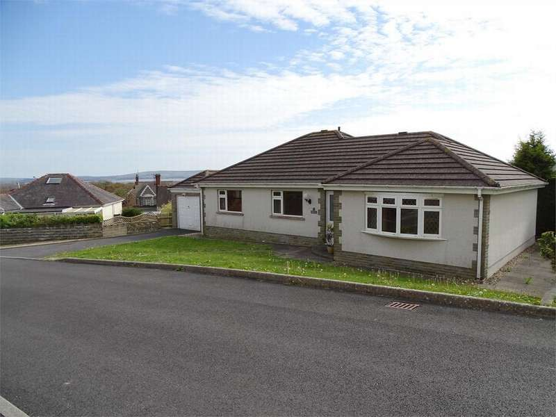 3 Bedrooms Detached Bungalow for sale in 5 Llygad Yr Haul, Pembrey, Carmarthenshire