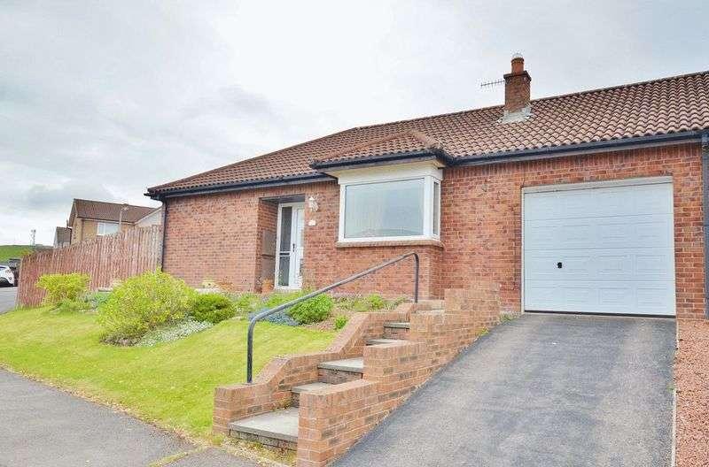 2 Bedrooms Semi Detached Bungalow for sale in Juniper Grove, Whitehaven