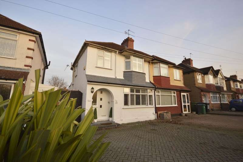 3 Bedrooms Semi Detached House for sale in Perivale Gardens, Watford, WD25