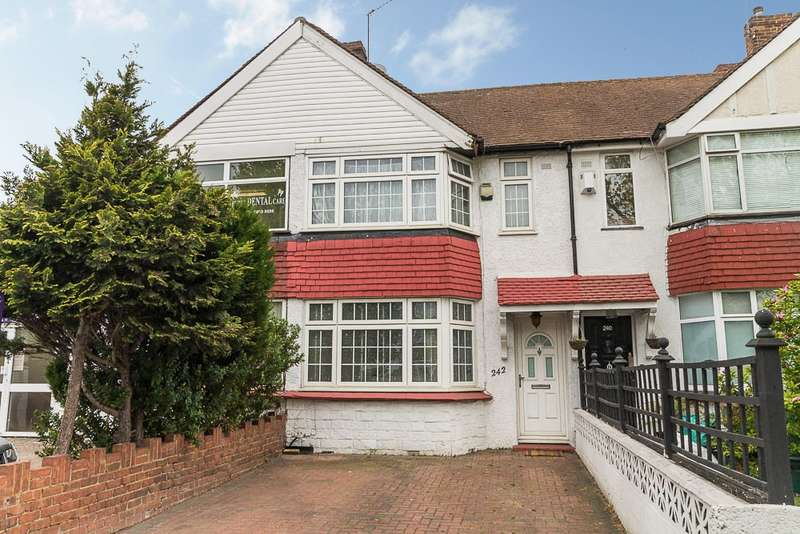 3 Bedrooms Terraced House for sale in High Street, Feltham, TW13