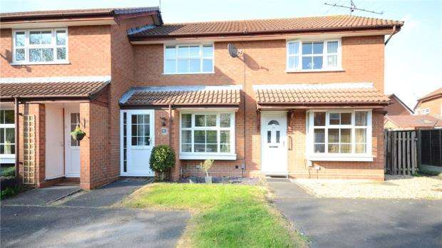 2 Bedrooms Terraced House for sale in Wimblington Drive, Lower Earley, Reading