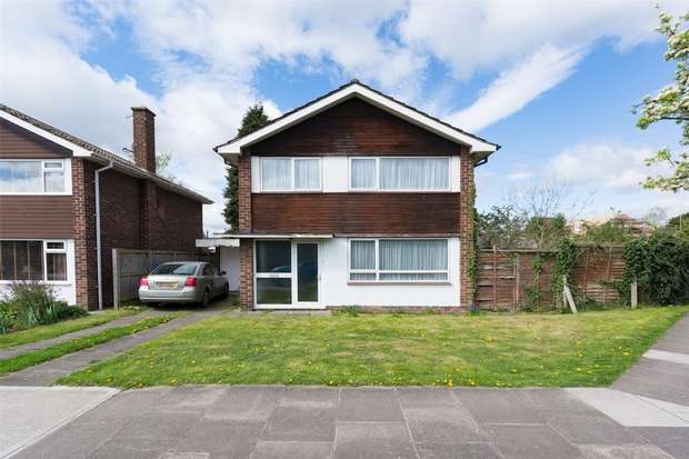 3 Bedrooms Detached House for sale in Old Orchard, Haxby, YORK