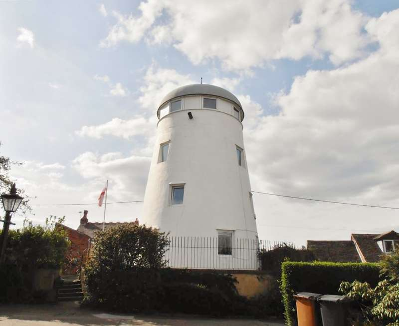 3 Bedrooms Mill Character Property for sale in The Old Mill, Mill Lane, Hammerwich, Burntwood, Staffordshire, WS7 0JR