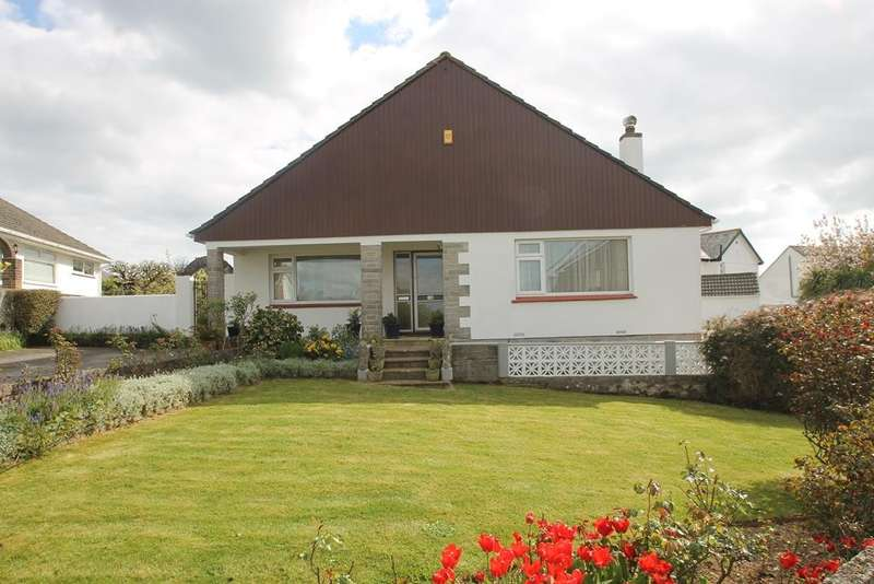 3 Bedrooms Detached Bungalow for sale in Plymstock