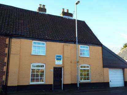 3 Bedrooms Semi Detached House for sale in Old Catton, Norwich, Norfolk